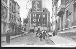LE TREPORT Rue De Paris - Le Treport
