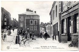 08 - FUMAY - Les Rochettes - La Grande Et Petite Rue (pharmacie Nouvelle) - Fumay