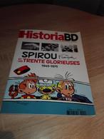 Historia Bd Franquin : Spirou Et Les Trente Glorieuses - Other Magazines