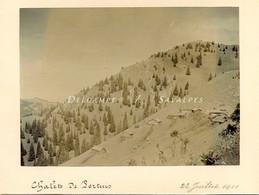 Haute-Savoie Chablais * Abondance, Chalets De Pertuis * Photo Originale 1900 - Voir Scans - Plaatsen