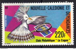 Nouvelle-Calédonie N° 504 ** Oiseau - Nuovi