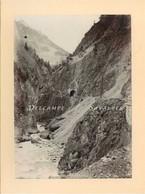 Haute-Savoie Chablais * Dranse D'Abondance * Photo Originale 1903 - Voir Scans - Plaatsen