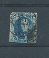N°7  OBLITERATION DC BRUXELLES - 1851-1857 Médaillons (6/8)