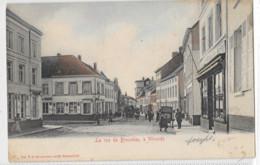 Vilvorde : La Rue De Bruxelles - Vilvoorde