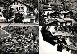 Baltschieder - 4 Bilder * 24. 7. 1975 - VS Valais