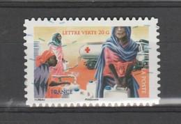 """FRANCE / 2015 / Y&T N° AA 1134 : """"Croix-Rouge"""" (Approvisionnent En Eau) - Usuel - Autoadesivi"""