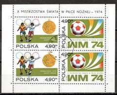 POLOGNE 1974 O - Used Stamps