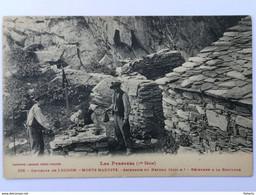 LUCHON Monts Maudits Ascension Du Nethou Déjeuner à La Rencluse - Luchon