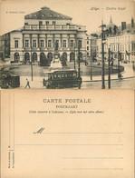 D - [515534]B/TB//-Belgique  - Liege, Théâtre Royal - Luik