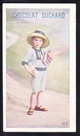 CHROMO Chocolat SUCHARD   Enfants   Serie 282 - Suchard