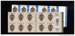 Belgie Boekje Carnet 2007 B83/84 Xmas 3734/35 - Booklets 1953-....