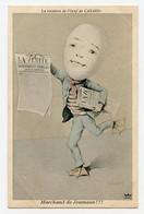 """Illustrateur. A. Muller. La Vocation De L'oeuf  De Canard  """"  Le Marchand De Journaux  """" - Andere Illustrators"""
