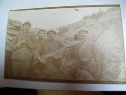 CPA. Carte Photo. - Asie - Syrie - Bataille De Messifre - J.Le Guino & Ses Camarades Chez Les Druzes- 1926 - SUP (DT 38) - Syria