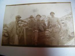 CPA. Carte Photo. - Asie - Syrie - Bataille De Messifre - J.Le Guino & Ses Camarades Chez Les Druzes- 1926 - SUP (DT 39) - Syria