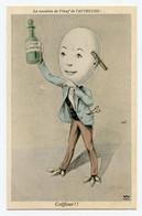 """Illustrateur. A. Muller. La Vocation De L'oeuf  De L'autruche.   """"  Le Coiffeur  """" - Andere Illustrators"""