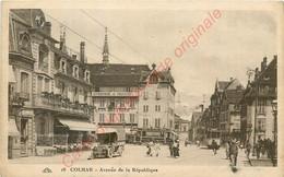 68.  COLMAR .  Avenue De La République . - Colmar