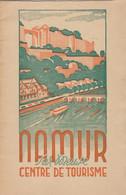 Namur, Guide De 40 Pages, Belgique. - Geografía