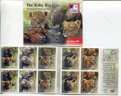 Südafrika South Africa Markenheftchen Booklet 12.7.2012 Mi# 2146-50 Postfrisch/MNH - Fauna Big 5 Baby - Boekjes