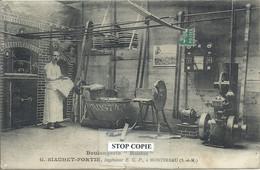 10 - 2020 - VANT - SEINE ET MARNE - 77 - MONTEREAU - Boulangerie Rustic Biaudet Fortin - Montereau