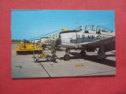 Keesler Air Force Base  Trainer Planes T-28 Biloxi Mississippi >  > Ref 4407 - Unclassified