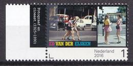 Nederland - Ed Van Der Elsken - Fotograaf/cineast - Nederlands Fotomuseum - MNH - Z1 - NVPH 3416 - Nuevos