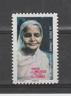 """FRANCE / 2010 / Y&T N° AA 428 : """"Violences Faites Aux Femmes"""" (femme Indienne) - Oblitéré 2010. SUPERBE ! - Adhesive Stamps"""