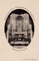S40-001 Lanvollon - Pensionnat Notre Dame Du Sacré Coeur - Intérieur De La Chapelle - Lanvollon