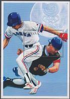 Olympics 1996 - Baseball - GUYANA - S/S MNH - Sommer 1996: Atlanta