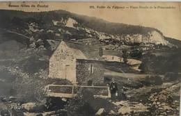 Beaux Sites Du Cantal 232 Vallée Du Falgoux Vieux Moulin De La Franconeche - Other Municipalities