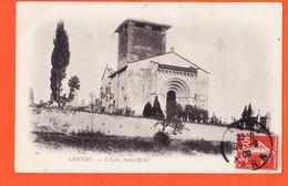 X81106 LESCURE 81-TarnL'Eglise SAINT-MICHEL St 1909 à De MONCAN Chez BUBOYS Bd Gambetta Gaillac - Lescure