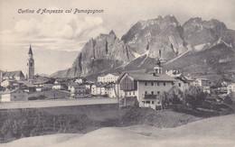 Cartolina - Cortina D'Ampezzo, Belluno. - Belluno