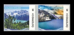 Austria 2020 Mih. A64/A65 Land Of Mountains MNH ** - Marcofilie - EMA (Print Machine)