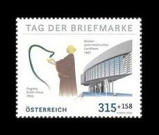 Austria 2020 Mih. 3558 Architecture Of St. Pölten MNH ** - 2011-... Unused Stamps