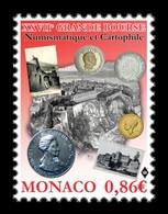 Monaco 2019 Mih. 3464 Grande Bourse 2019. Coins MNH ** - Neufs