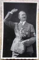 DR Postkarte Adold Hitler Mit 6 Pfg. Marke Und SST Pasewalk - Non Classificati