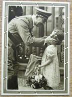 DR Hitler Ganzsache 6+19 Pfg. Ungebraucht - Interi Postali