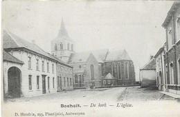 293) Bocholt - De Kerk - 1902 - Bocholt