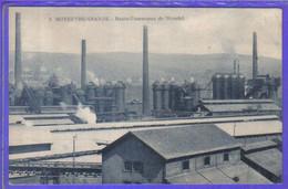 Carte Postale 57. Moyeuvre-Grande  Hauts-Fourneaux De Wendel   Très Beau Plan - France