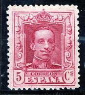 España 0312 ** Alfonso XIII. 1922 - Nuevos