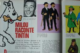 Milou Raconte Tintin - La Vie Catholique N° 1553 De Juin 1975 - Angola - Hundertwasser - La Marmotte - Testi Generali