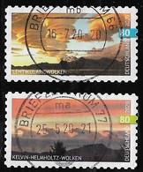 2020  Himmelsereignisse  (Satz  Selbstklebend) - Used Stamps