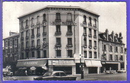 Carte Postale 58. Nevers  Hotel Moderne  Place De La Gare  Très Beau Plan - Nevers