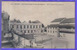 Carte Postale 58. Nevers  Clos St-Joseph Et Abri Des Pélerins   Très Beau Plan - Nevers