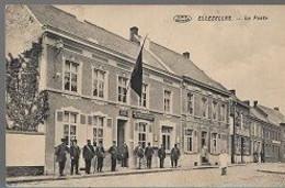 30 09/  21/    ELLEZELLES    LA POSTE +  AL HET PERSONEEL????  1913 - Religion &  Esoterik