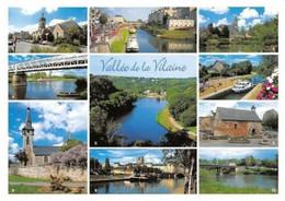 France Vallee De La Vilaine Multiviews Guichen, Redon, Saint Senoux Rennes - Sonstige