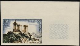 France N°1175 **  BdF Luxe Non Dentelé 1958 - No Dentado