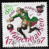 2020  300. Geburtstag Freiherr Hieronymus Von Münchhausen - Used Stamps