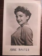 Anne Baxter - American Actress - Beroemde Vrouwen