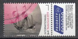 Nederland - Grenzeloos Nederland-Australië - VOC-schip Duyfken/Willem Janszoon - MNH - NVPH 3446 - Nuevos