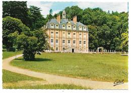 27 - AUBEVOYE GAILLON - MUTUELLE DOUANIERE - DOMAINE DE TOURNEBUT - Le Château - Ed. ESTEL N° F. 24.901-R - Aubevoye